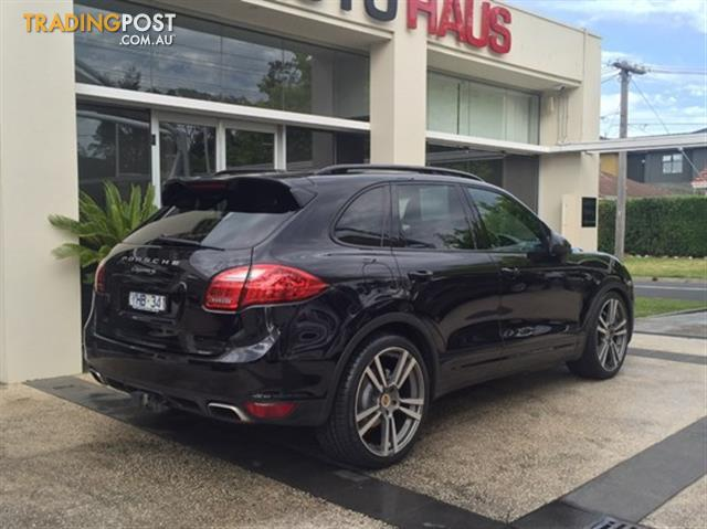 2011 porsche cayenne s 92a wagon for sale in brighton east. Black Bedroom Furniture Sets. Home Design Ideas