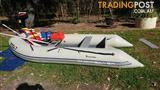 Quicksilver Zodiac Inflatable boat
