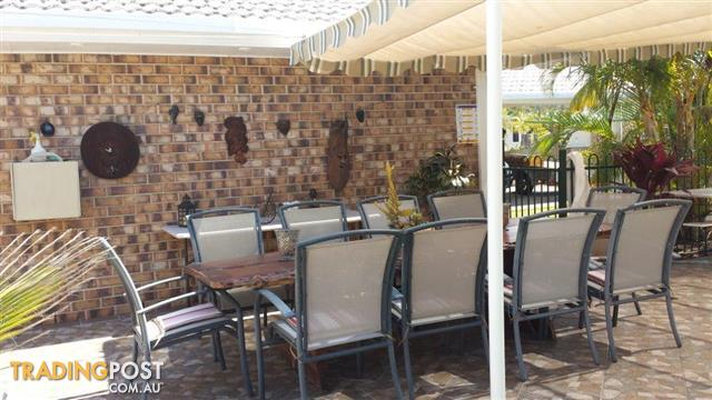 bedautiful outdoor setting for sale in hervey bay qld