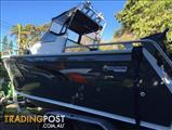 Fishing Boat Centre cad Sports fisher elite Horizon only 25 Hours