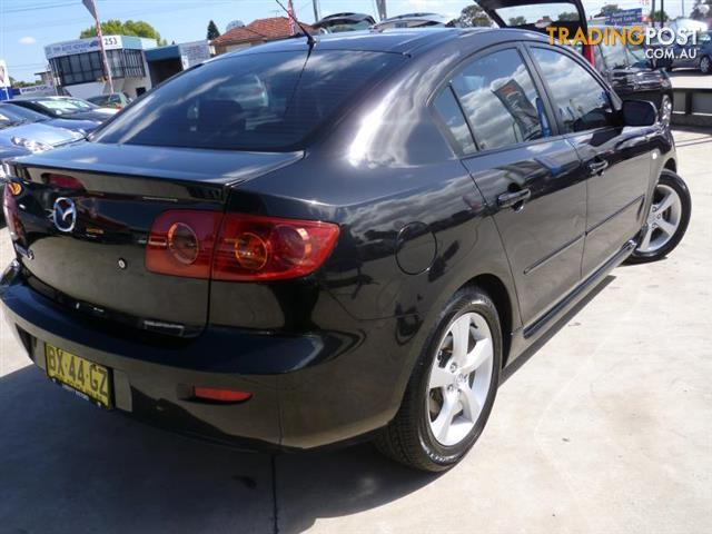 mazda mazda3 maxx sport bk for sale in lansvale nsw mazda mazda3 maxx sport bk. Black Bedroom Furniture Sets. Home Design Ideas