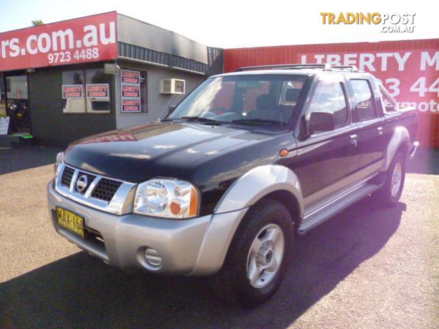 NISSAN NAVARA ST|R (4x4) D22 for sale in Lansvale NSW | NISSAN ...