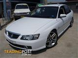 2003 HOLDEN CALAIS VY 4D SEDAN