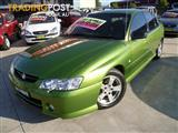 HOLDEN COMMODORE S VY