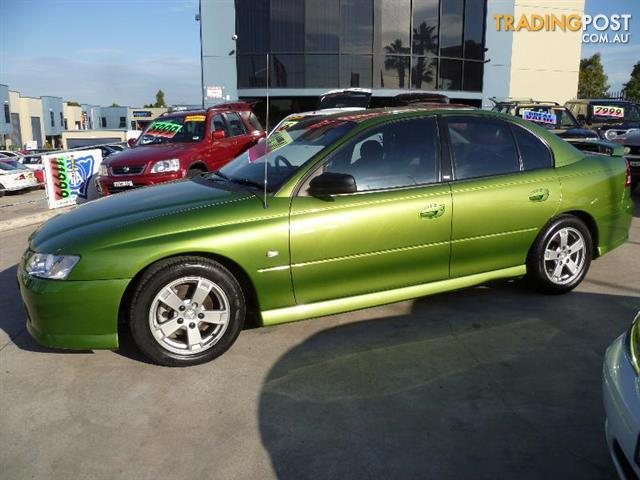 Holden Commodore S Vy For Sale In Lansvale Nsw Holden