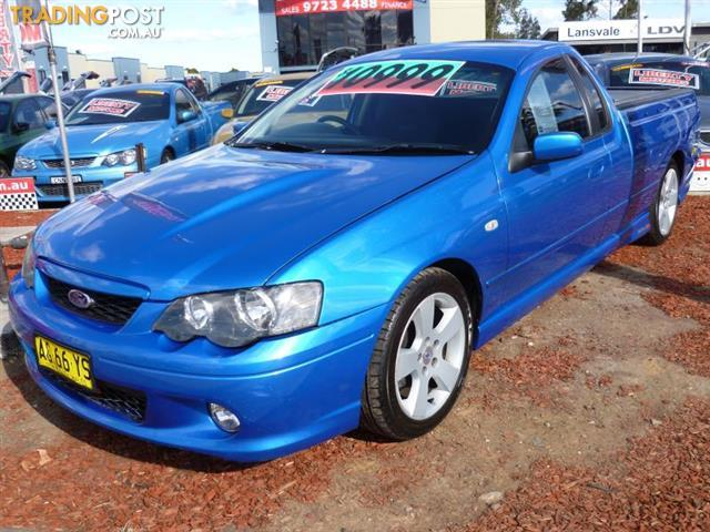 ford au xr8 manual for sale