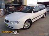 HOLDEN COMMODORE EXECUTIVE VY