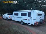 2007 Jayco Sterling Poptop With The Lot