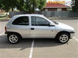 2000 HOLDEN BARINA CITY OLYMPIC EDITION SB 3D HATCHBACK