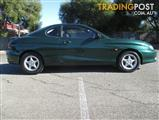 1998 HYUNDAI COUPE FX 2D COUPE