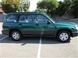 1999 SUBARU FORESTER LIMITED 4D WAGON