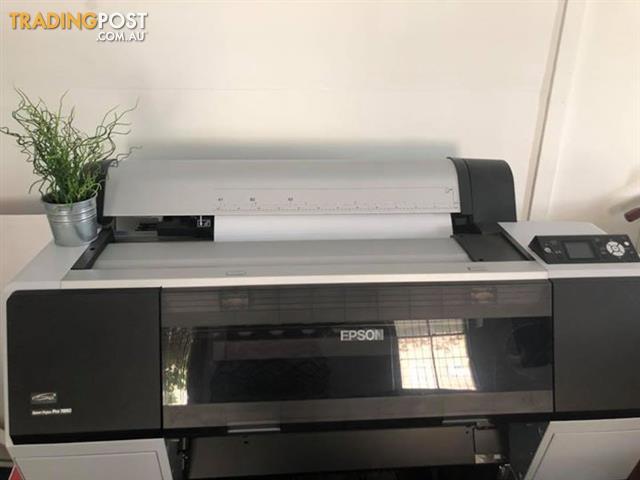 "Epson 7890 > Large Format Printer 24"""