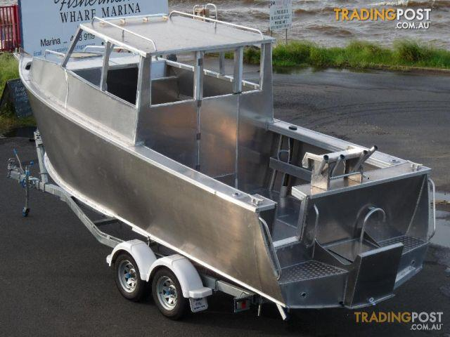 0m Heavy Duty Plate Boat Hardtop Cabin Custom built plate boats for ...