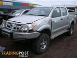 Toyota Hilux 2006 4wd V6