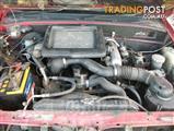 Holden Rodeo 95 turbo diesel