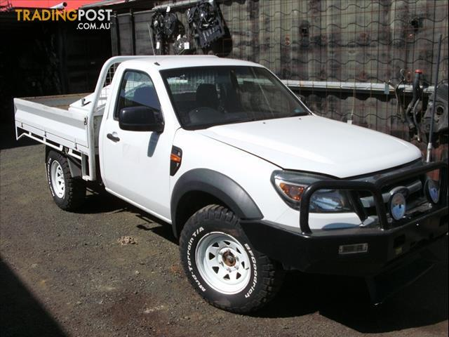 ford ranger 4wd pk 3 0l turbo diesel for sale in melton. Black Bedroom Furniture Sets. Home Design Ideas