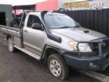 Toyota Hilux KUN 4wd  2005