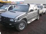 HOLDEN RODEO 2002