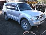 NM PAJERO EXCEED  COMPLETE CAR