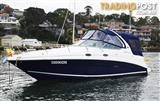 Searay 315 Sundancer Sports Cruiser