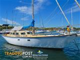 1996 Endurance 35 Sloop