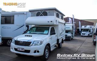 Find motor homes for sale in Australia