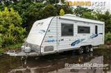 2015 NEW AGE Manta Ray 19E Series New Age  Caravan