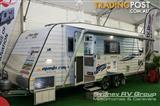 2016 NEW AGE Manta Ray 19BC Bunk New Age  Caravan