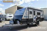 2016 NEW AGE Manta Ray Deluxe 16E Series New Age  Caravan