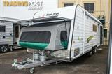 2016 NEW AGE Gecko New Age  Caravan