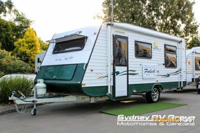 Luxury  432PX Caravan For Sale In Penrith NSW  2014 Adria Altea 432PX Caravan