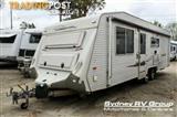 2007 Coromal Princeton 735   Caravan