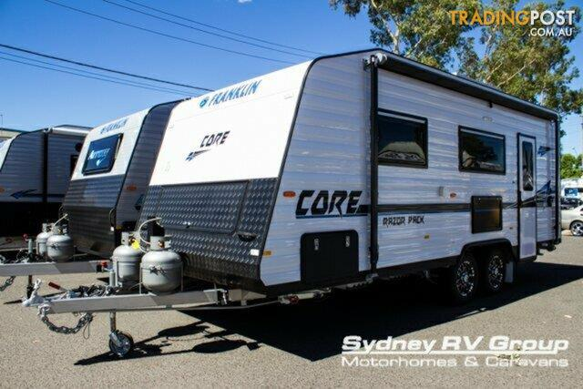Innovative 2015 NEW AGE Manta Ray 16 Deluxe New Age Caravan For Sale In Penrith