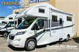 2017 Sunliner Switch S442   Motor Home