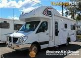 2013 Jayco Conquest Mercedes  Motor Home