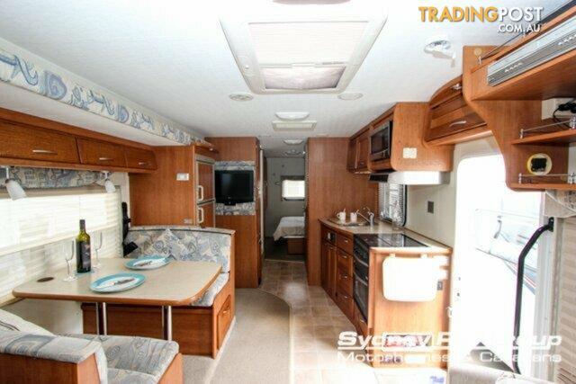 New Winnebago Avida Motorhome  Alpine 2855