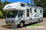 2006 Winnebago Alpine Isuzu  Motor Home