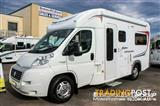 2012 Jayco Conquest Fiat  Motor Home