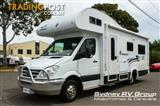 2010 Jayco Conquest   Motor Home
