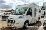 2012 Jayco Conquest   Motor Home