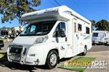 2009 Jayco Conquest   Motor Home