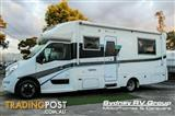 2016 Sunliner Switch S501   Motor Home