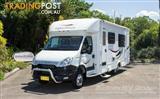 2012 Winnebago Esperence   Motor Home