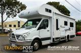 2010 Jayco Conquest Mercedes  Motor Home