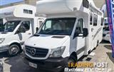 U4044 Talvor Mercedes Euro Deluxe, All The Essentials for the whole Family