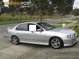 2004 HOLDEN COMMODORE S VYII 4D SEDAN