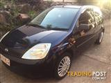 2004 FORD FIESTA LX WP 3D HATCHBACK