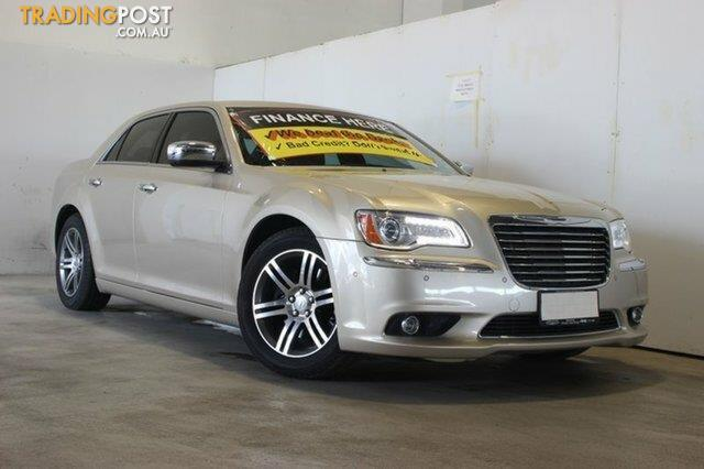 2012 chrysler 300 limited my12 sedan for sale in underwood qld 2012. Cars Review. Best American Auto & Cars Review