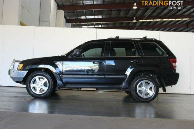 2010 jeep grand cherokee laredo 4x4 wh my08 wagon for sale in underwood qld 2010 jeep grand. Black Bedroom Furniture Sets. Home Design Ideas