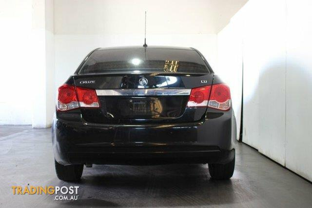 2011 Holden Cruze Cd Jh Sedan For Sale In Underwood Qld